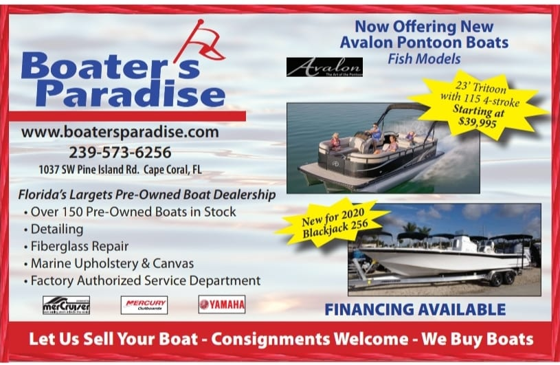 Boaters Paradise Fall 2020