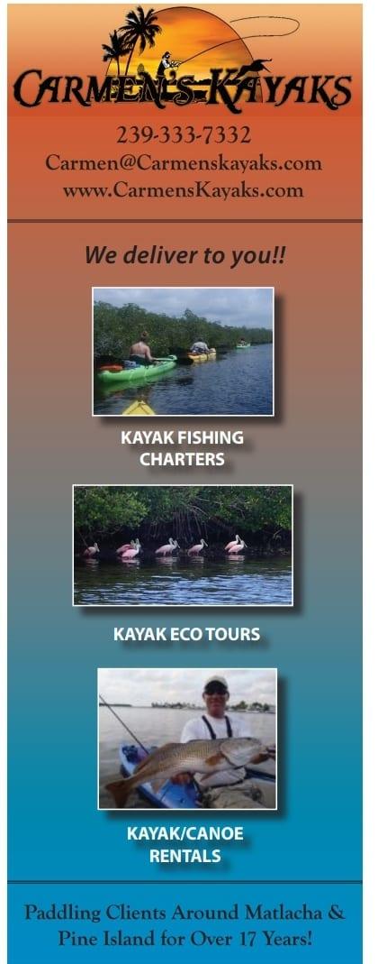 Carmens Kayaks Fall 2020