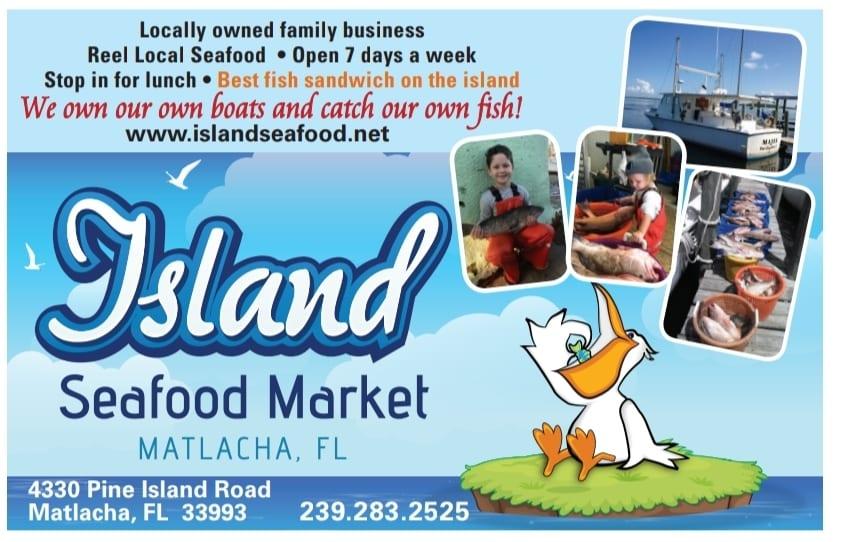 Island Seafood Market Fall 2020